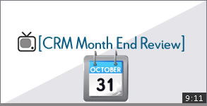CRM Software Month End Review